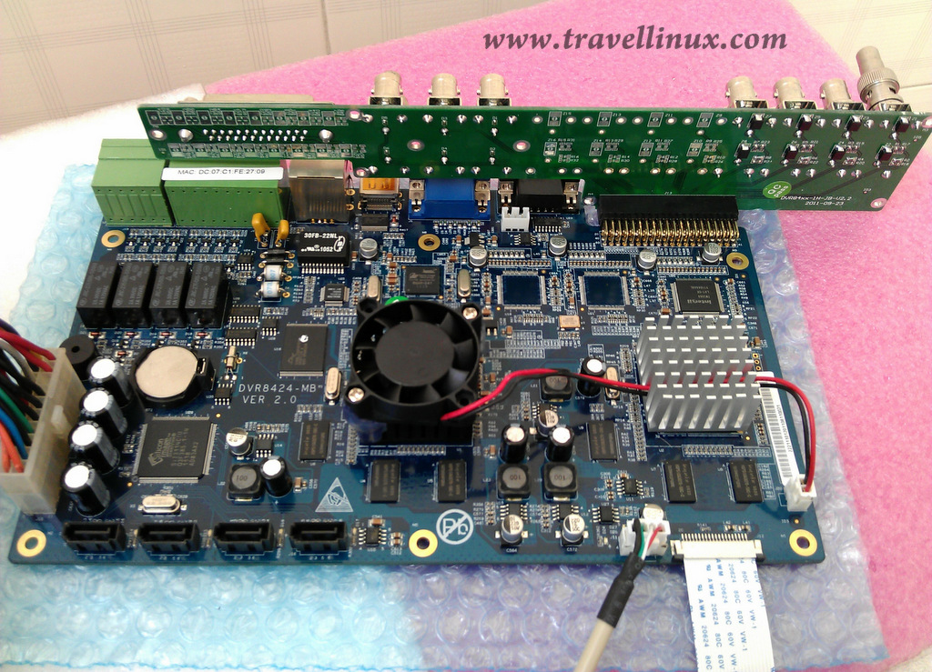 Hisilion Hi3519/Hi3531/Hi3536 SDK development boards, and HD